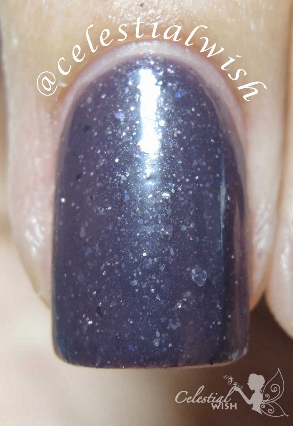 Northern Star Polish's Mullberry (Macro)