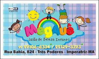 SALÃO DE BELEZA INFANTIL