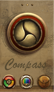 Screenshots of the Compass GO Reward for Android mobile, tablet, and Smartphone.