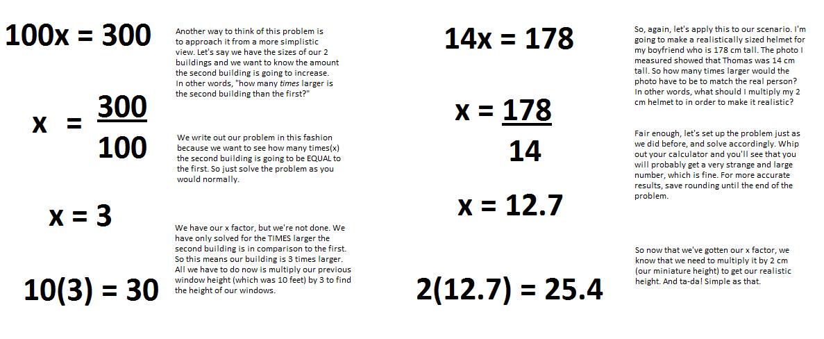 Kanti Krafts: How to Adjust Scale on a Pepakura Model