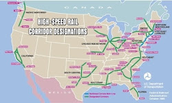 Future High Speed Rail Lines
