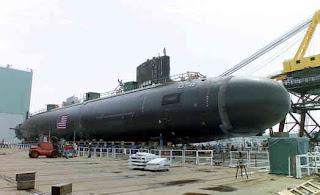 Virginia Class – USAD,data 7 Kapal Selam Paling Canggih Di Dunia