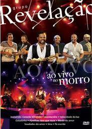 DVD Revelação ao Vivo no Morro
