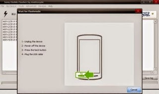 Tutorial Flashing Sony Xperia Z3 Ke Android Lollipop Terbaru Via Flashtool