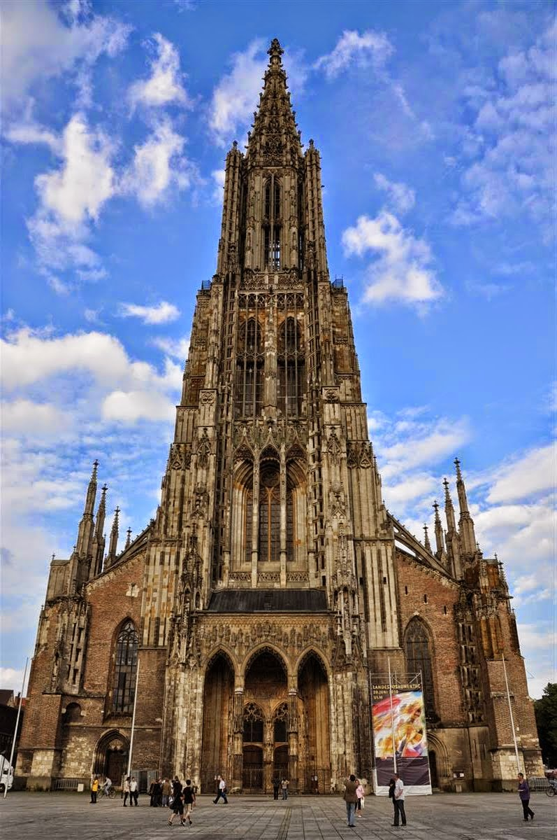 The Highest Church Tower in Germany