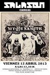 """My Dynamite"" 12/04/2013 Live At Salaso0n000"
