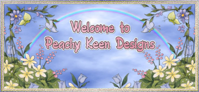 Peachy Keen Designs