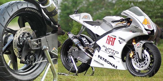 Korek Drag Yamaha Vixion
