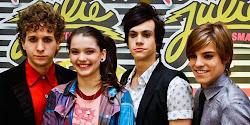 A nova serie da Nickelodeon Julie e os Fantasmas