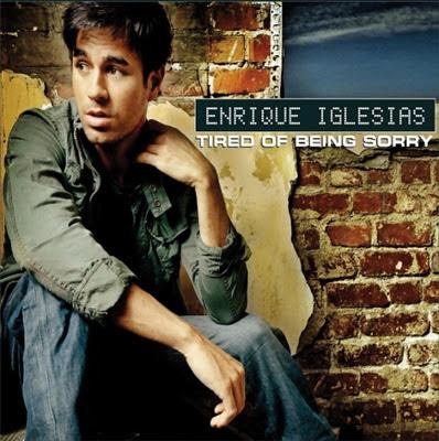 2007 Insomniac Enrique Iglesias Album Cover Art ~ ENRIQUE ...