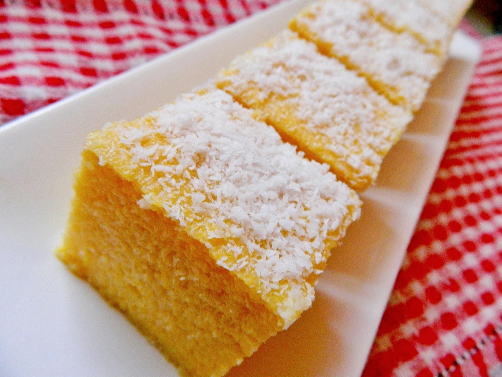 Mauritian Polenta Pudding ( Poudine Mais) | Confessions Of A ...