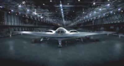Rahasia Pesawat Bomber Pentagon $55 Miliar
