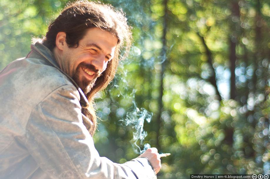 мужчина, борода, лицо, парень, волосатый, неформал, килт,шотландия, день святого патрика