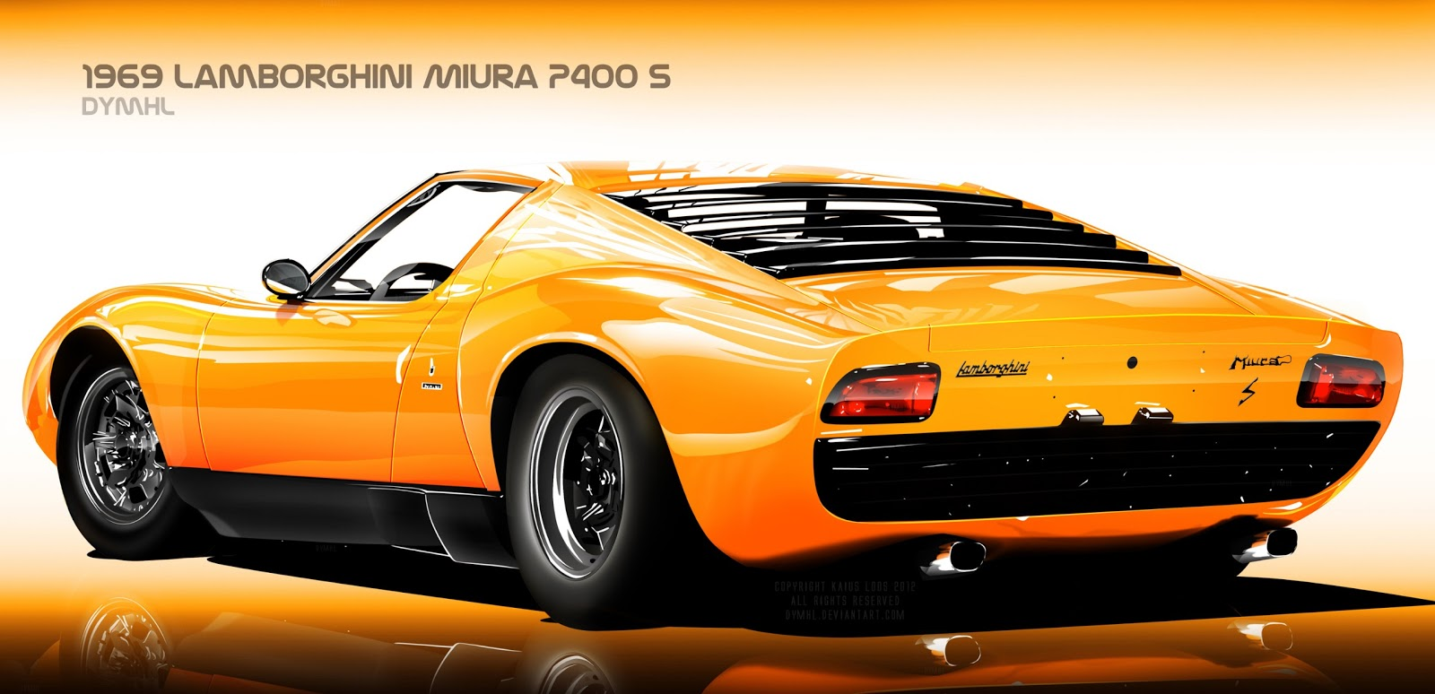 Luxury Lamborghini Cars Lamborghini Miura