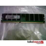 PC MEMORY RAM DDR1 1GB V-Gen PC 3200 400 Mhz