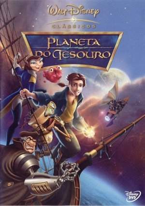 Planeta do Tesouro Torrent - BluRay 720p Dublado