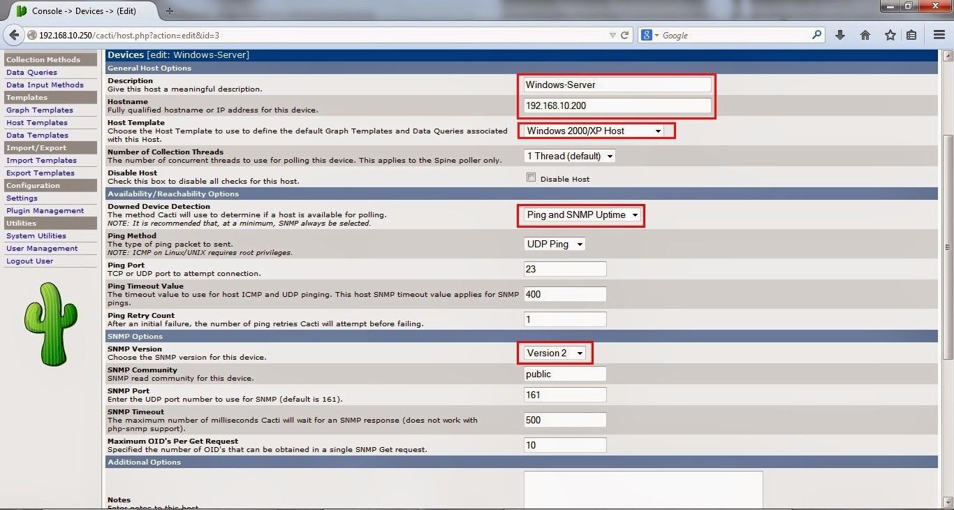 Monitoring Windows Client dengan Cacti - Media Informasi Bersama