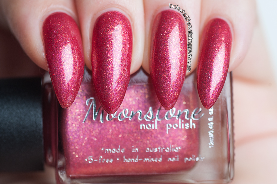 Moonstone Nail Polish Wicked Witches Collection Ginevra