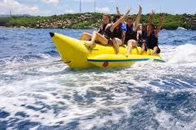 Bali Overland Tour 4 hari 3 malam - Water Sport