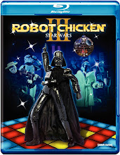 "COMING SOON: STAR WARS ""ROBOT CHICKEN"" VOLUME THREE"