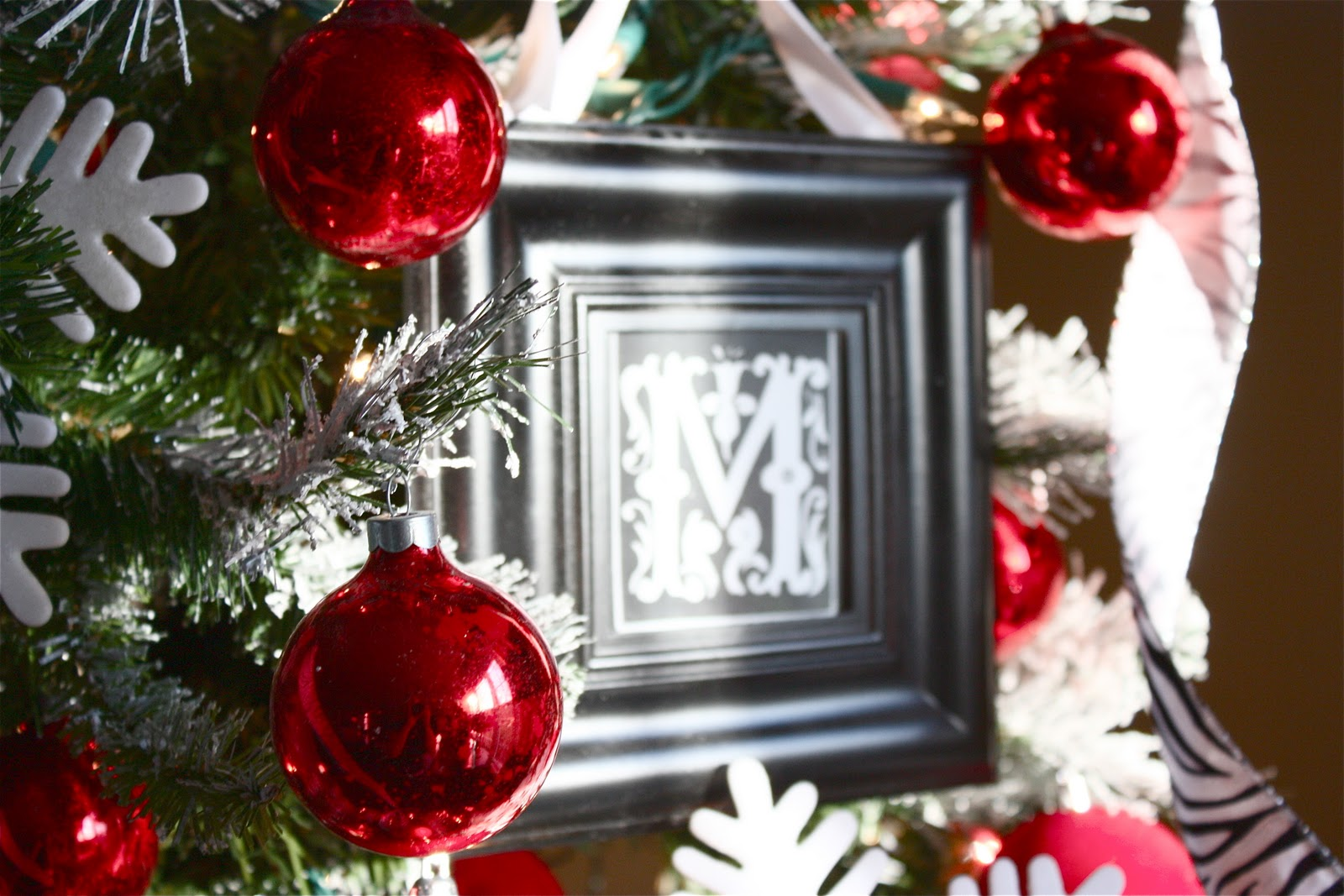 Christmas tree picture frame ornaments - Holiday Home Series Tips Decorate Your Tree Like A Pro