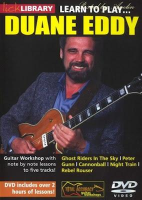 Learn To Play Duane Eddy TUTORiAL