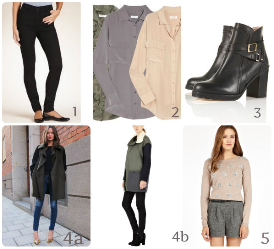 Five Wardrobe Essentials For Every Woman
