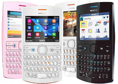 Nokia Asha 205 Flash File