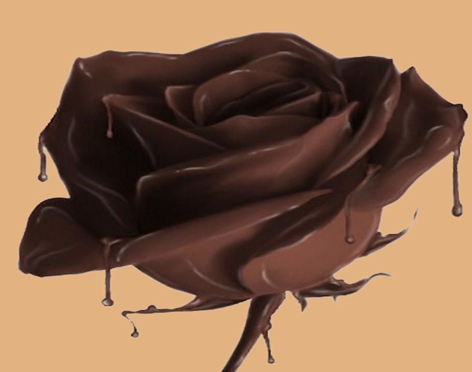 ♥ SAN VALENTÍN ♥ - Página 2 Chocolate%2BRose