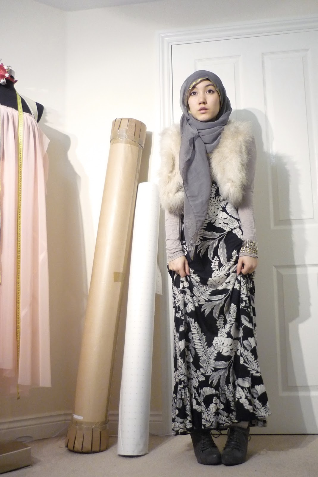 Casual Style With Hana Tajima Part II Tetep Cantik