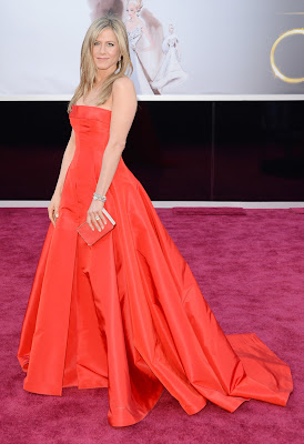 JENNIFER ANISTON OSCAR 2013