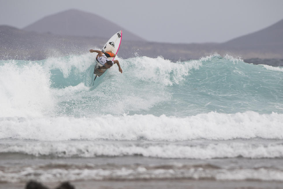 27 Aldric God FRA Lanzarote Teguise 2015 Franito Pro Junior Foto_WSL Gines Diaz