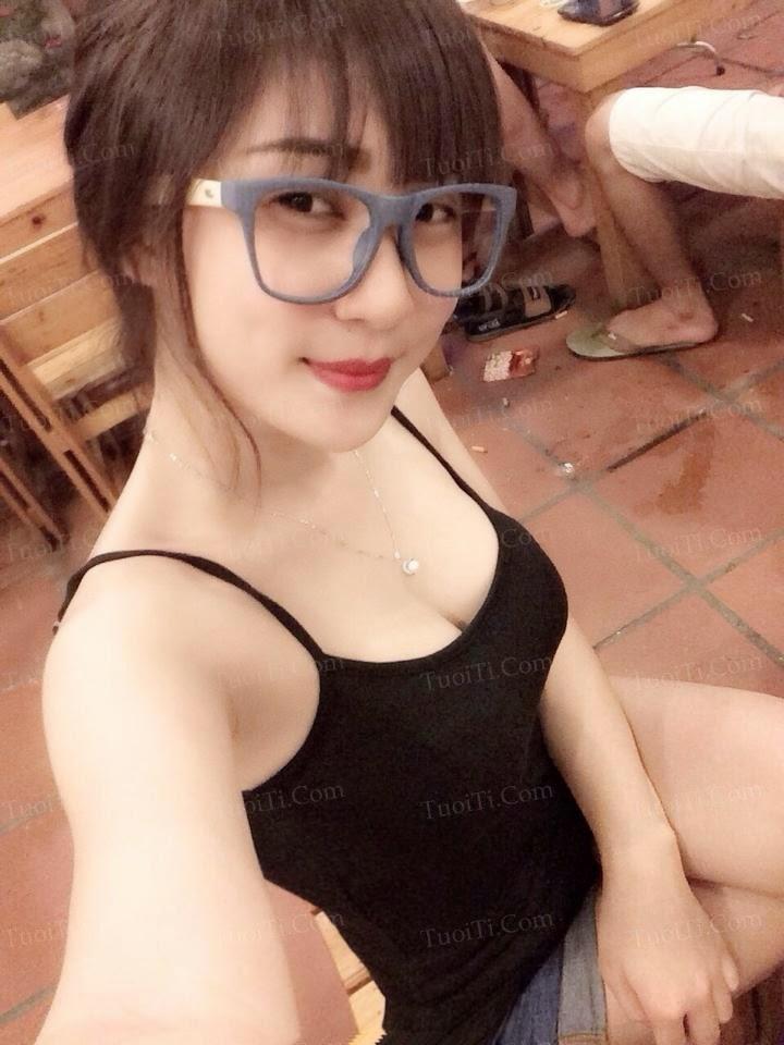 gái xinh Nguyễn Nhi da trắng sexy 3
