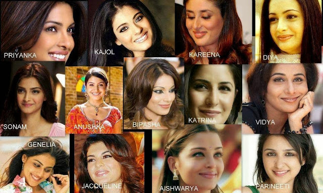 Indian Hot Actresses which one u like
