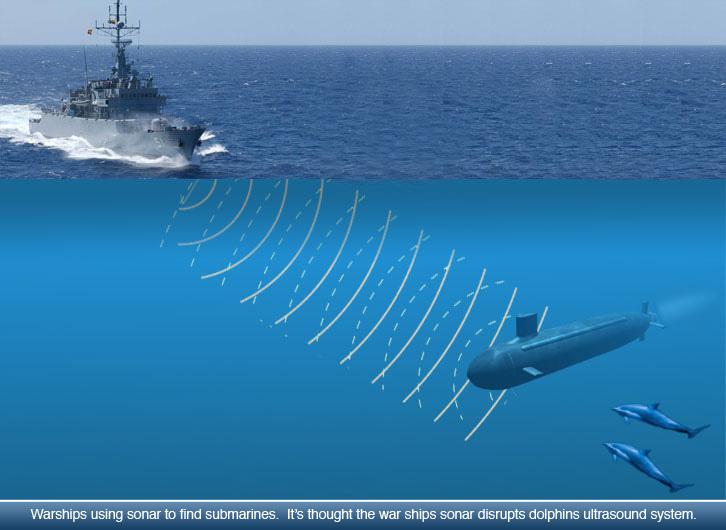 звук поиска подводной лодки