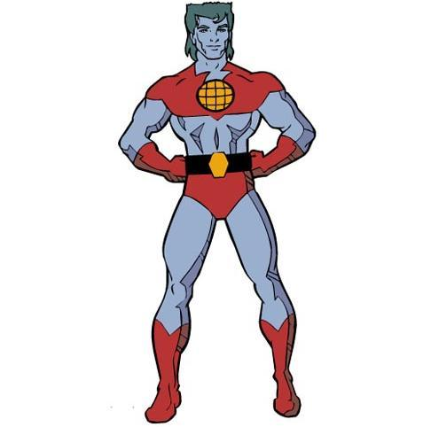 Captain Planet Cartoon Picture 3