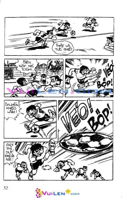 Jindodinho - Đường Dẫn Đến Khung Thành III  Tập 4 page 32 Congtruyen24h