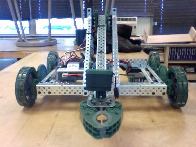 Vex Robotics Design System Vex Robotics