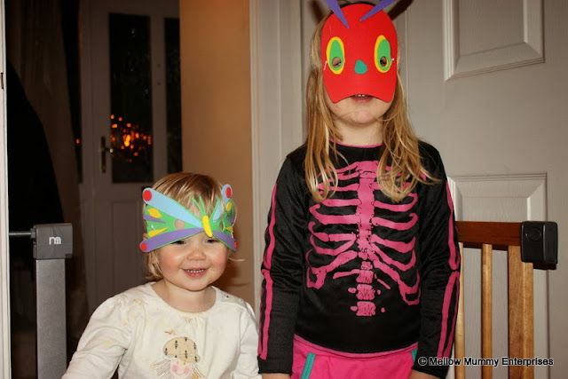 Very Hungry Caterpillar Masks