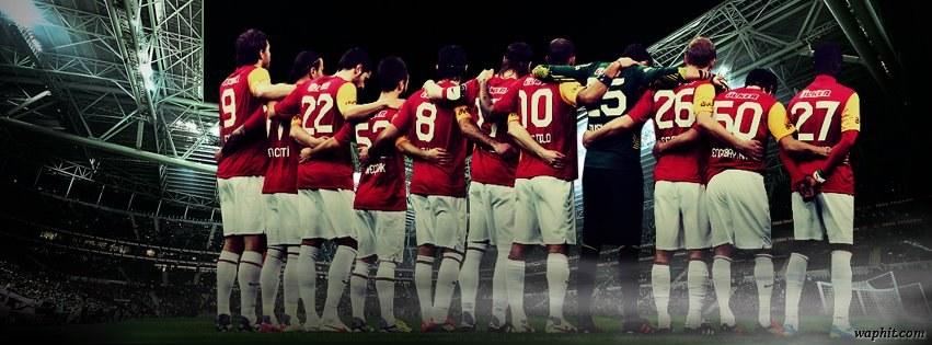 Galatasaray futbolcular facebook kapak fotoğrafı kapak fotoğrafı