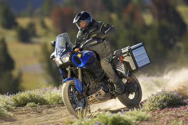 New Yamaha Super Tenere