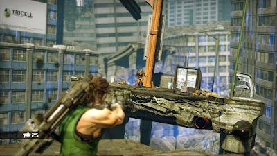 Bionic Commando Repack R.G Mechanics 2