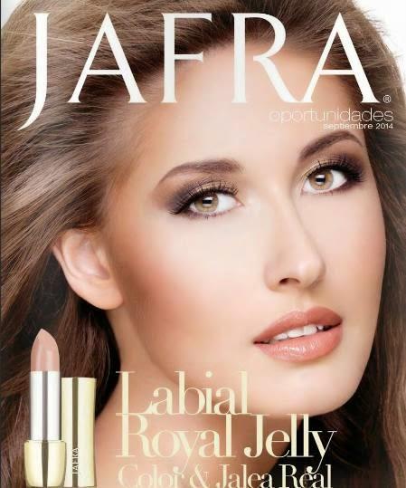 jafra catalogo septiembre 2014