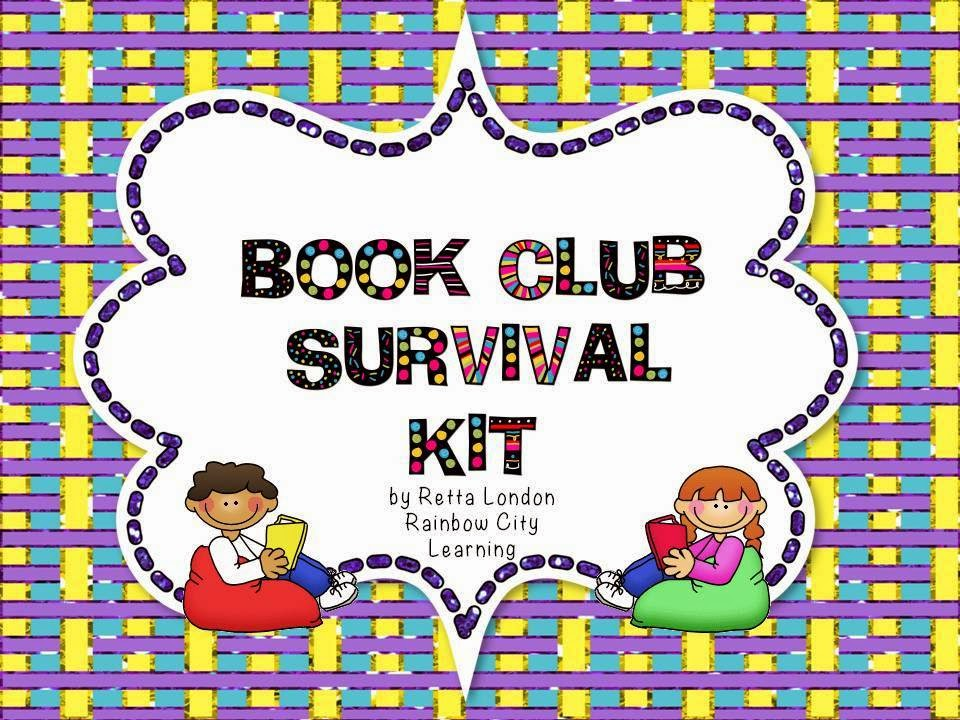 http://www.teacherspayteachers.com/Product/Book-Club-Survival-Kit-648929