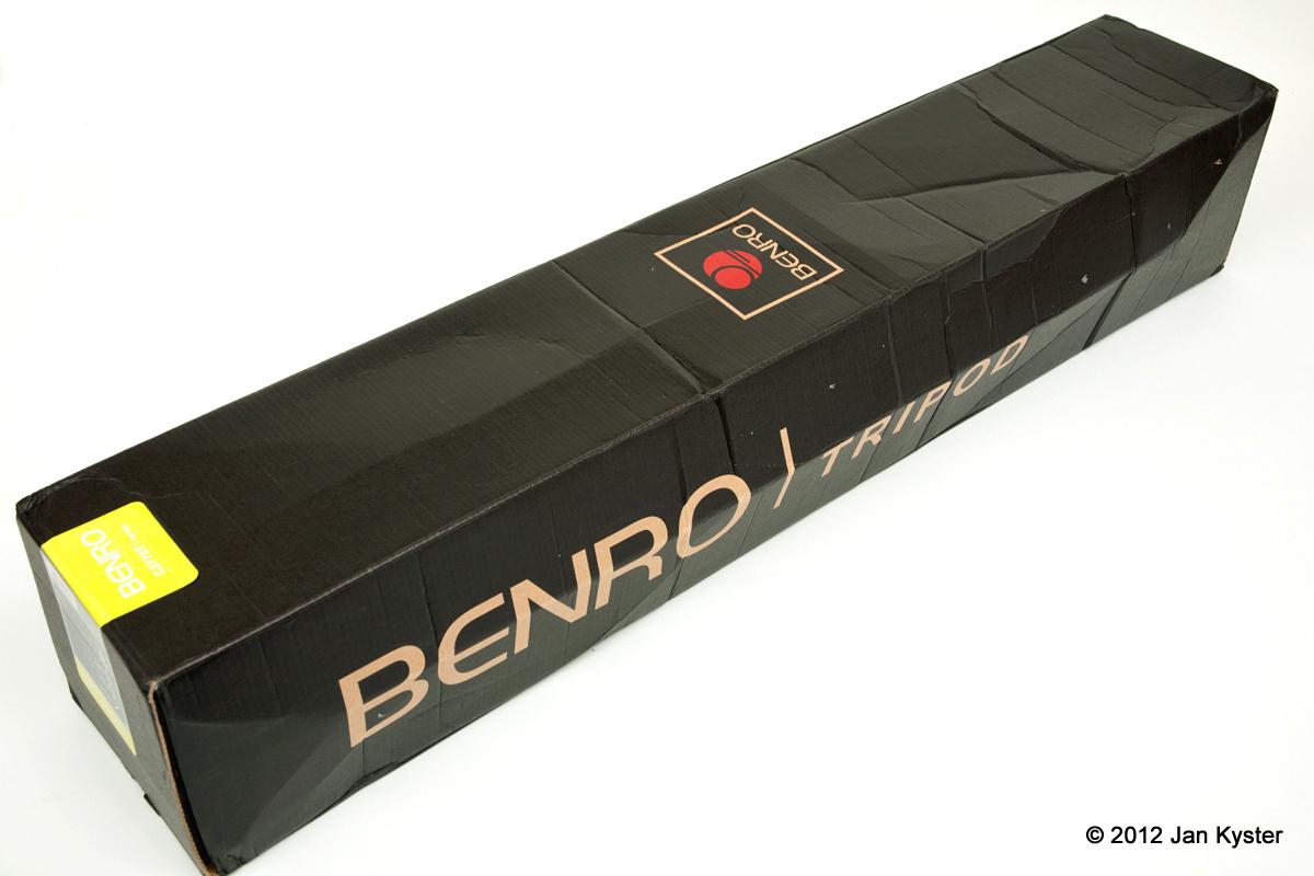 Benro C3770T carton box