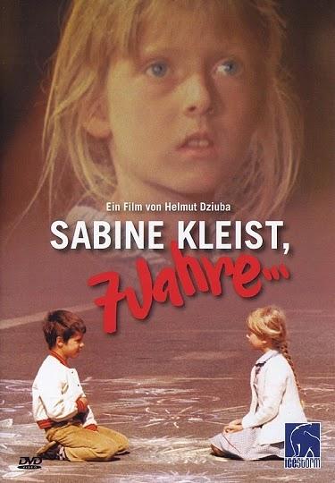 Сабина Клейст, 7 лет / Sabine Kleist, sieben Jahre. 1982.