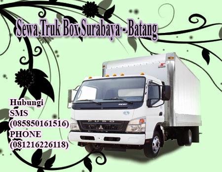 Sewa Truk Box Surabaya - Batang
