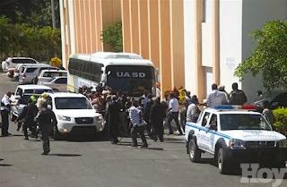 Intentan poner explosivo en salón donde se reuniría Consejo Universitario UASD en SFM