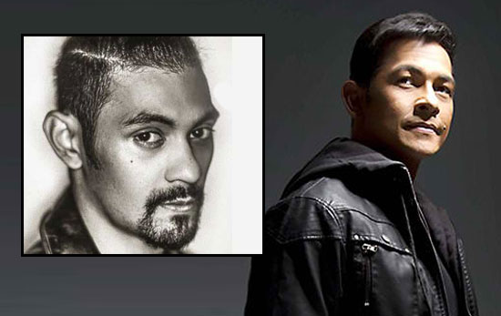 Gary Valenciano come to rescue his son from bashers