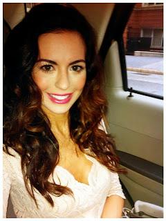 Playboy Coed Audrey Nicoles Sexiest Twitpics & Facebook